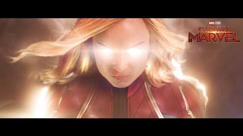 "Marvel Studios' Captain Marvel ""Idea"" TV Spot"