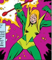 Molecule Man possessing Cynthia McClellan from Iron Man Annual Vol 1 3