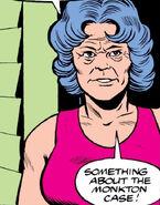 Mrs. Ridge (Earth-616) from Savage She-Hulk Vol 1 2 001