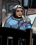 Muneeba Kang (Warp World) (Earth-616) from Infinity Wars Infinity Warps Vol 1 2 002