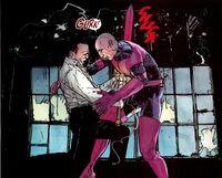 Norman Osborn & Andreas von Strucker (Earth-616) from Secret Invasion Dark Reign Vol 1 1 0001