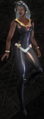 Ororo Munroe (Earth-6109) from Marvel Ultimate Alliance 001