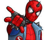 Peter Parker (Earth-TRN562) from Marvel Avengers Academy 017