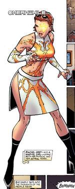 Rachel Summers (Earth-811) from Uncanny X-Men Vol 1 453 001