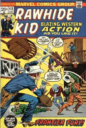 Rawhide Kid Vol 1 112