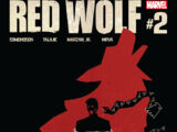 Red Wolf Vol 2 2