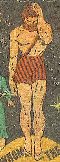 Samson (Biblical) (Earth-616) from Venus Vol 1 4 0001