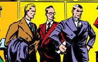Scientists Guild (Earth-616) from Mystic Comics Vol 1 1 0001