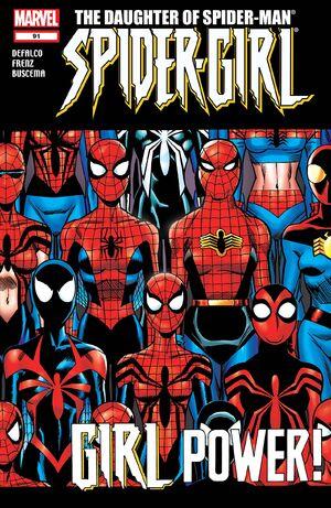 Spider-Girl Vol 1 91