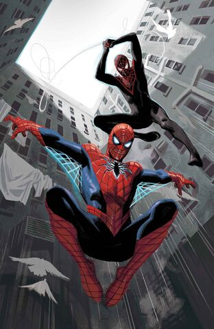File:Spider-Men II Vol 1 1 Acuña Variant Textless.jpg