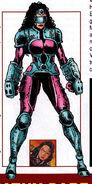 Suzi Endo (Earth-9528) from Iron Manual Mark 3 Vol 1 1 0001