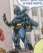 T'Challa (Earth-3131) from Marville Vol 1 2 0001