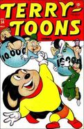 Terry-Toons Comics Vol 1 56