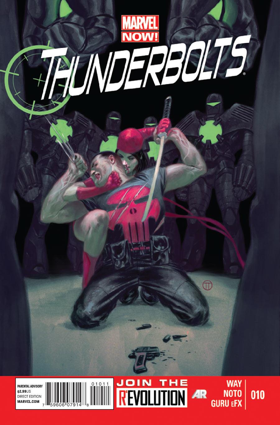 Thunderbolts Vol 2 10