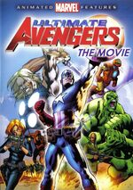 Ultimate Avengers The Movie poster 001