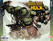 Ultimate Wolverine vs. Hulk Vol 1 1 All-New Printing