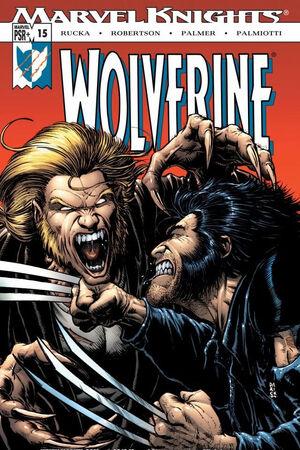 Wolverine Vol 3 15