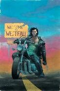Wolverine Vol 3 3 Textless