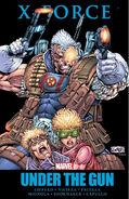 X-Force Under the Gun Vol 1 1