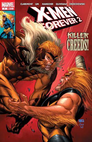 X-Men Forever 2 Vol 1 7