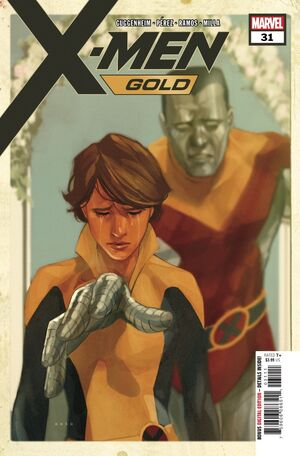 X-Men Gold Vol 2 31