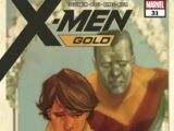 X-Men: Gold Vol 2 31
