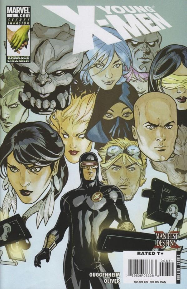 Young X Men Vol 1 6