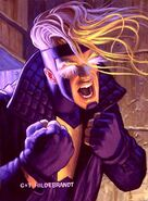 Alexander Summers (Earth-616) from 1994 Marvel Masterpieces (Trading Cards) 0001