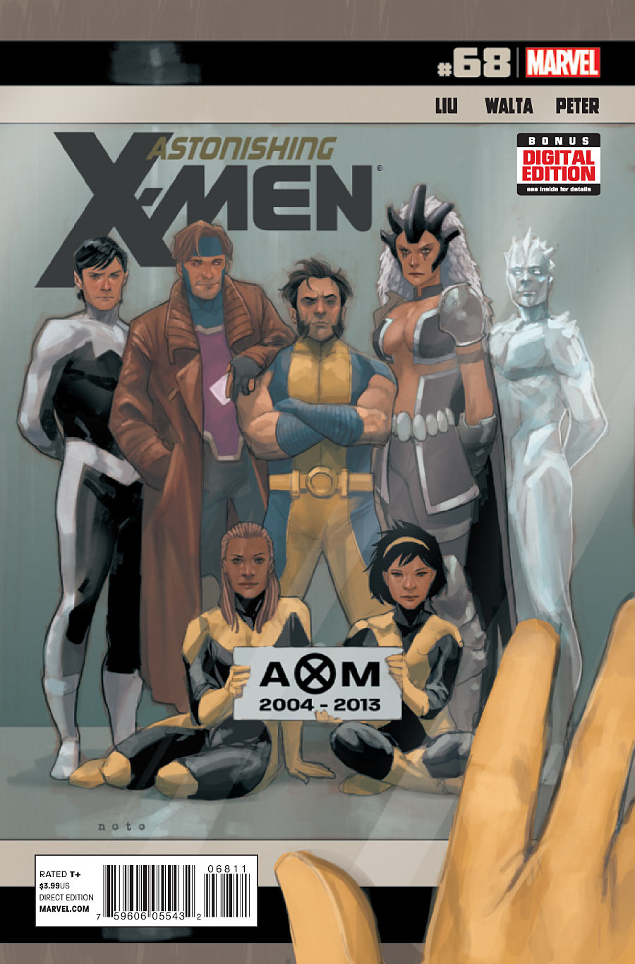 Astonishing X-Men Vol 3 68