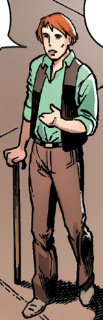 Benjamin Parker II (Earth-19529) from Spider-Man Life Story Vol 1 6 001