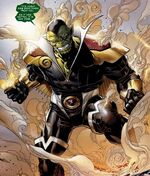Blackagar Boltagon (Skrull) (Earth-616) from New Avengers Illuminati Vol 2 5 001