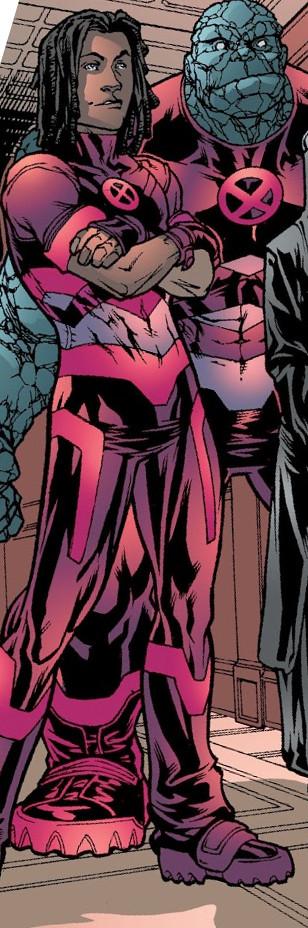 Brian Cruz (Earth-616) from New X-Men Vol 2 5 0001