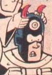 Bullseye (Lester) (Earth-89768) from Fred Hembeck Destroys the Marvel Universe Vol 1 1 0001