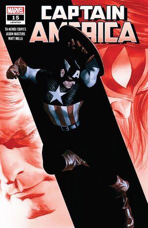 Captain America Vol 9 15