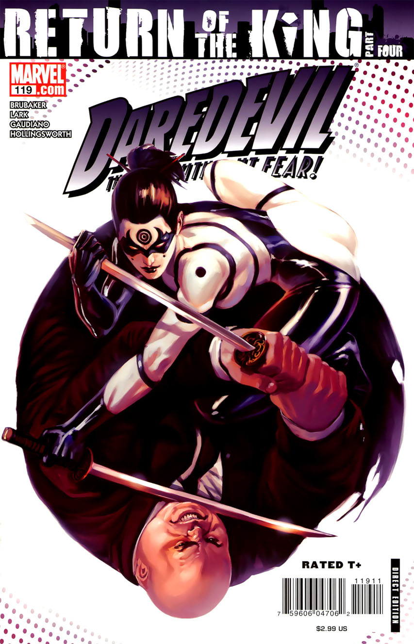Daredevil Vol 2 119