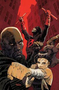 Daredevil Vol 5 21 Textless