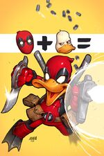 Deadpool the Duck Vol 1 1 Textless