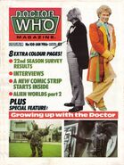 Doctor Who Magazine Vol 1 108