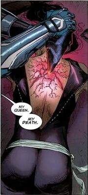 Elizabeth Braddock (Earth-616) from Uncanny X-Force Vol 1 16 0001