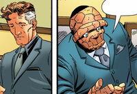 Fantastic Four (Earth-161) X-Men Forever Vol 2 10