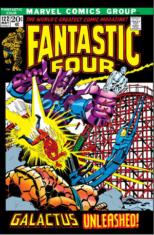 Fantastic Four Vol 1 122
