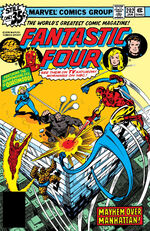 Fantastic Four Vol 1 202