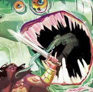 Giant Squidsharks from Weirdworld Vol 1 1 001