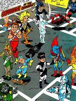 Guardians of the Crosswalk (Earth-9047) from What The-- Vol 1 25