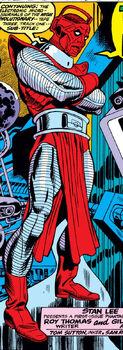 Herbert Wyndham (Earth-616) from Warlock Vol 1 1 001