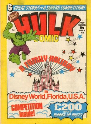 Hulk Comic (UK) Vol 1 7