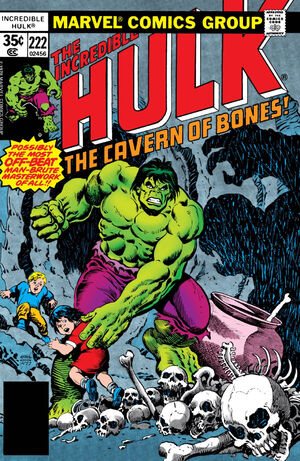 Incredible Hulk Vol 1 222