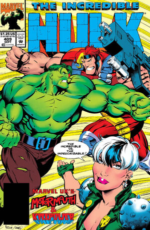 Incredible Hulk Vol 1 409