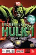 Indestructible Hulk Vol 1 1 Quesada Variant