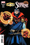 Infinity Wars Soldier Supreme Vol 1 1